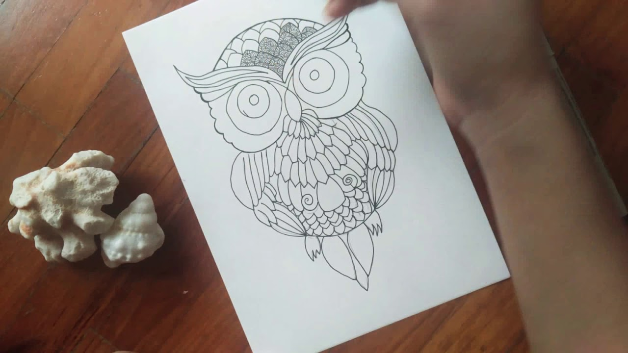 How To Make Zentangle Patterns