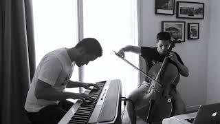Taylor Swift feat. Bon Iver - EXILE - Cello & piano