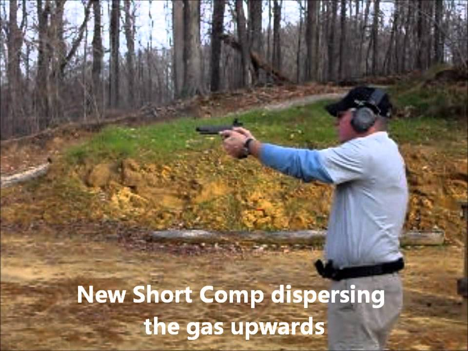 Shooting a new SIG Sauer 1911-22 from CW Accessories