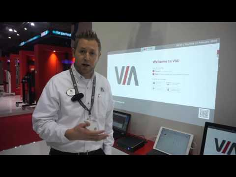 VIA 2016 New features by Kramer Electronics ISE 2016