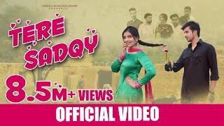 Tere Sadqy : Mehmood J | Harris Ali & Minahil Malik (Full Video) B2 Labels |Latest Punjabi Song 2020
