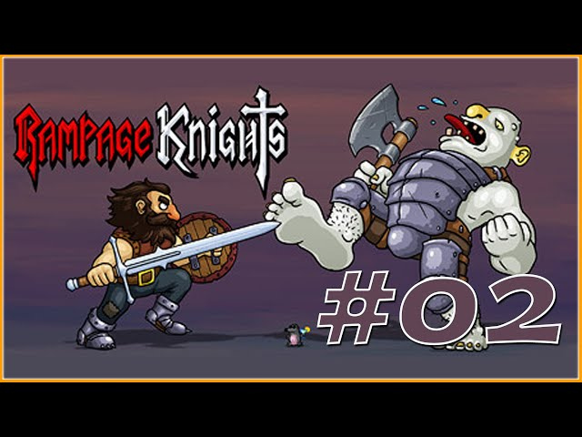 Angezockt: Rampage Knights (mit Sygro) #02