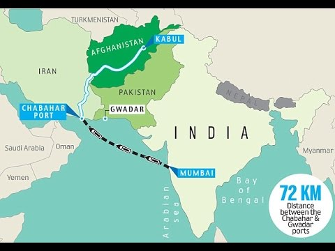 Chabahar Port Strategic Importance |IAS Mains|General Studies| (Amol Shinde)