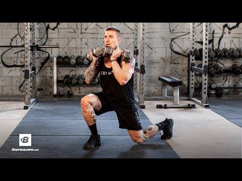 Dumbbell Bodyweight Blaster Workout   Jay Maryniak