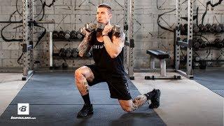 Dumbbell Bodyweight Blaster Workout | Jay Maryniak
