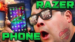 Should you buy the new Razer phone with 120hz screen?