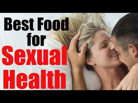 The Better Sex Diet  - Eat these Foods to perform better in bed