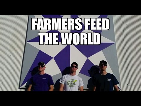 Farmers Feed the World (Watch Me, Hit the Quan, Uptown Funk