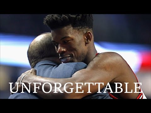 Jimmy Butler Mix 'Unforgettable' 2017 ᴴᴰ (Tribute)