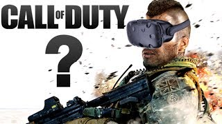 VR Call of Duty Rust Multiplayer - PAVLOV