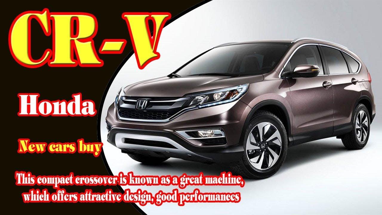 2018 Honda Cr V Release Date