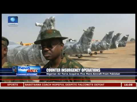 Nigerian Airforce Acquires Five More Aircraft From Pakistan