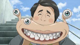 寄生獣 セイの格率: 泉 新一はミギーの助けなしに戦わなければなりません - The Shinichi must fight without the help of Migi #寄生獣 セイの格率 #Parasyte 突然、彼らは ...