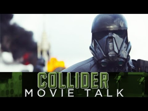 Collider Movie Talk - Rogue One Teaser Trailer Released!