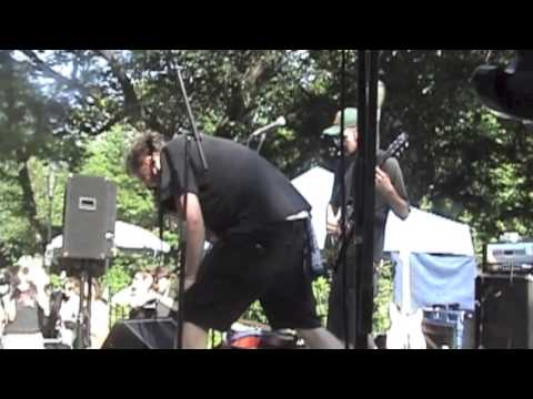 TEAM SPIDER at Tompkins Square Park 2010 LES NYC.  video by Uptown AL