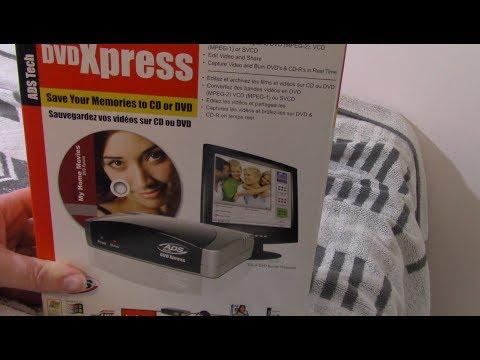 ADS DVD express