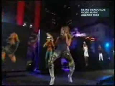 Mary J Blige ft. Methd Man & 50 cent Liv Vm 2003