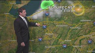KDKA-TV Nightly Forecast (10/22)