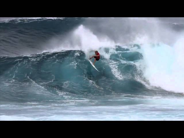 ASP Hawaii Presents |  North Shore Surf Shop Sunset Junior rPro - Opening Day Travel Video