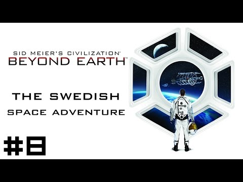 Civilization Beyond Earth: Swedish Space Adventure #8 - More Blood in the Sand
