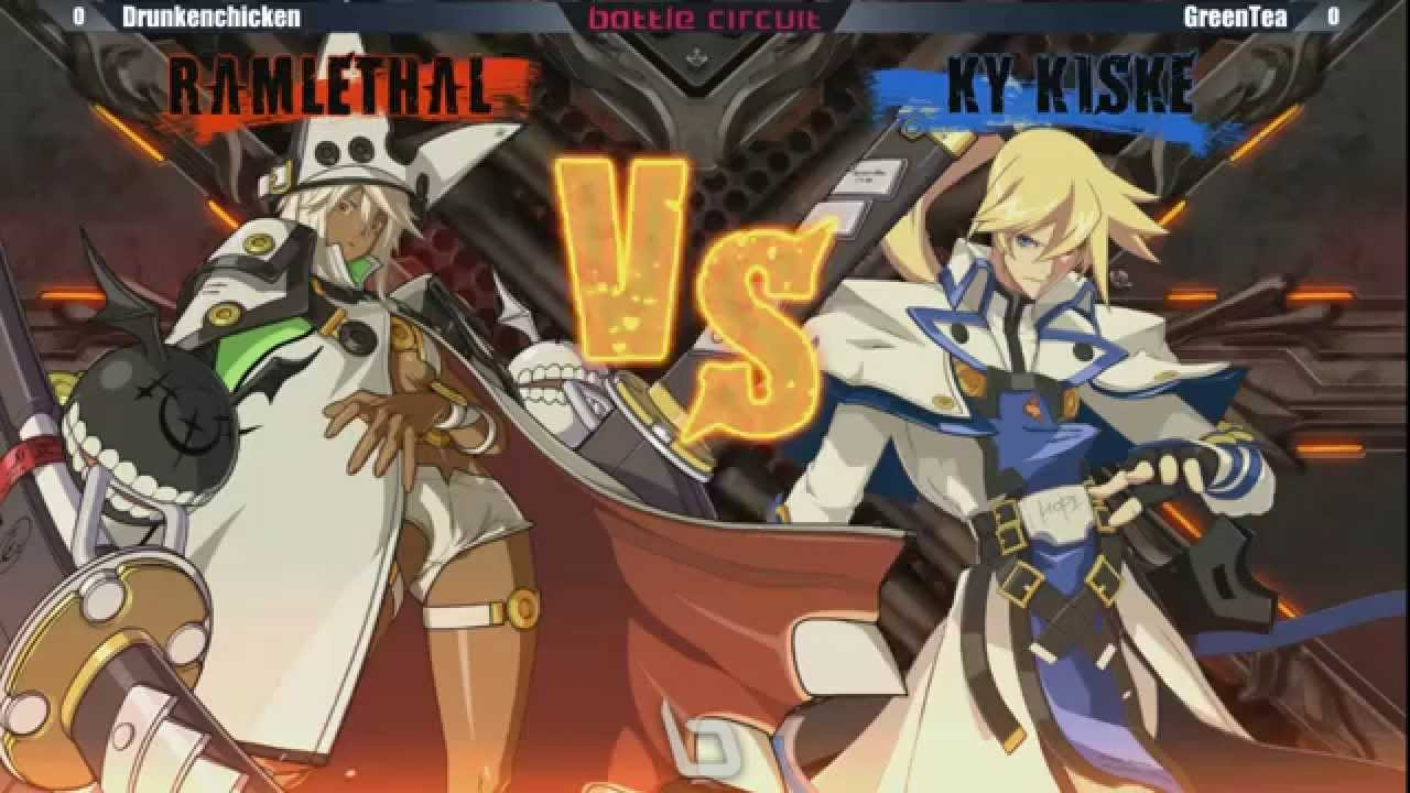 Next Level Battle Circuit 145 - GGXRD - Drunkenchicken vs GreenTea / DaiAndOh vs NE Liston