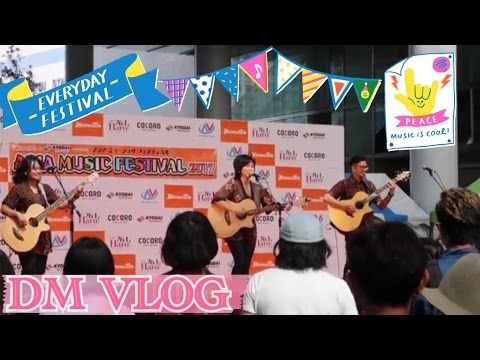 VLOG#83|NAIK TURUN LIAT ASIA MUSIC FESTIVAL