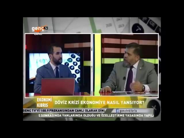 Müsiad Kıbrıs Başkanı Okyay Sadıkoğlu Ekonomi Kıbrıs Programında Gündemi Değerlendirdi