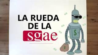 Cómo funciona LA RUEDA DE LA SGAE  La mayor trama de sobre derechos  de autor de nuestro país
