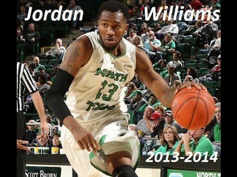 Jordan Williams - UNT - 2013/14 Highlights