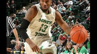Jordan Williams - UNT - 2013/14 Highlights