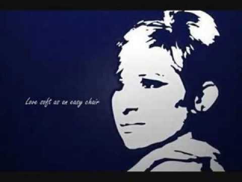 Barbra Streisand Evergreen (Lyrics)