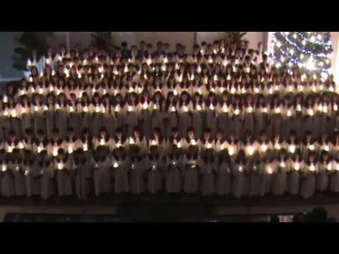 Ban Hát Kiệu của Hội Thánh Đà Nẵng Trong Lễ Kỷ Niệm Mừng Chúa Giáng Sinh 2013