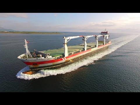 DJI Phantom 3 Advanced - Drone Ship Chase Compilation (25 mins Long)