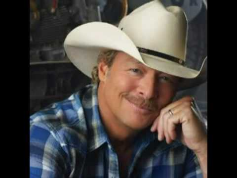 ALAN JACKSON - THERE GOES LYRICS - SongLyrics.com