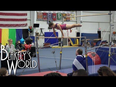 Blakely's Gymnastics Meet