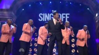 The Sing-Off - Jerry Lawson & Talk of the Town - Mercy Resimi