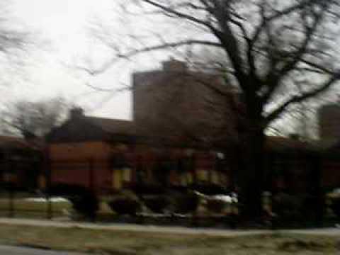 Douglass Homes a k a  Brewster Douglass Projects in Detroit