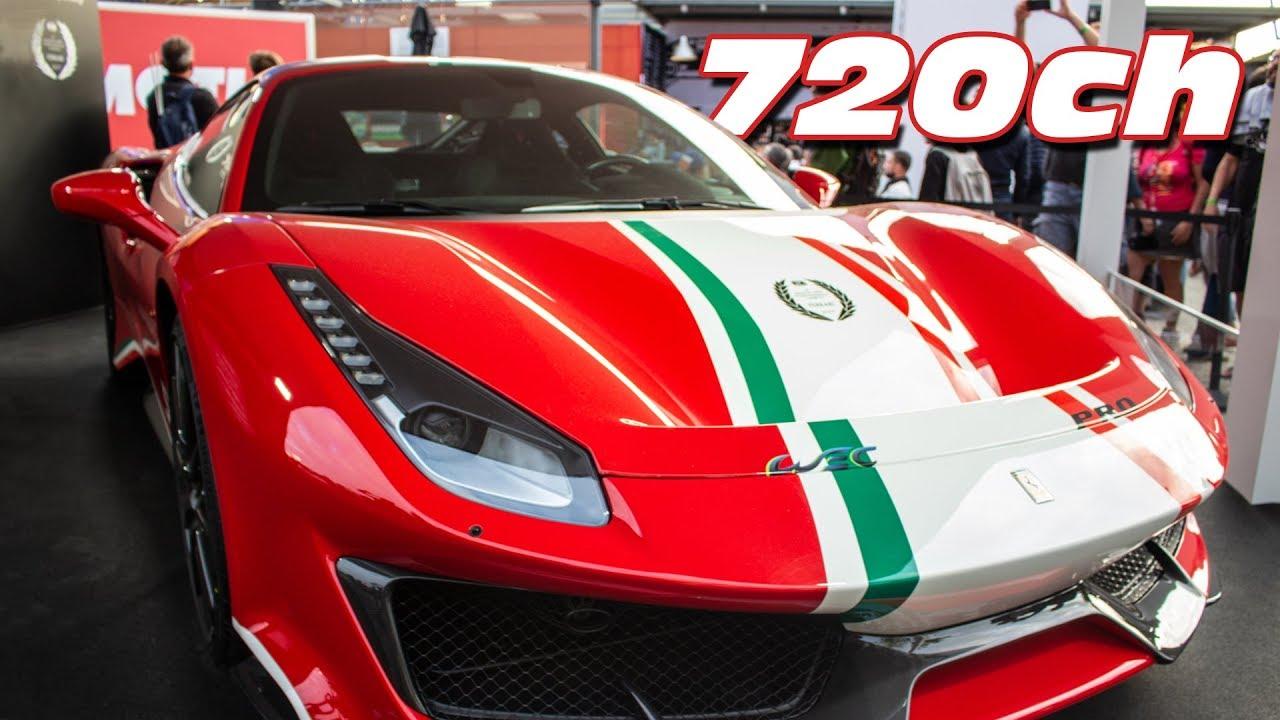 Ferrari 488 Pista Piloti Neu Kaufen In Hechingen Bei Stuttgart Preis 567630 Eur Int Nr 2828 Verkauft