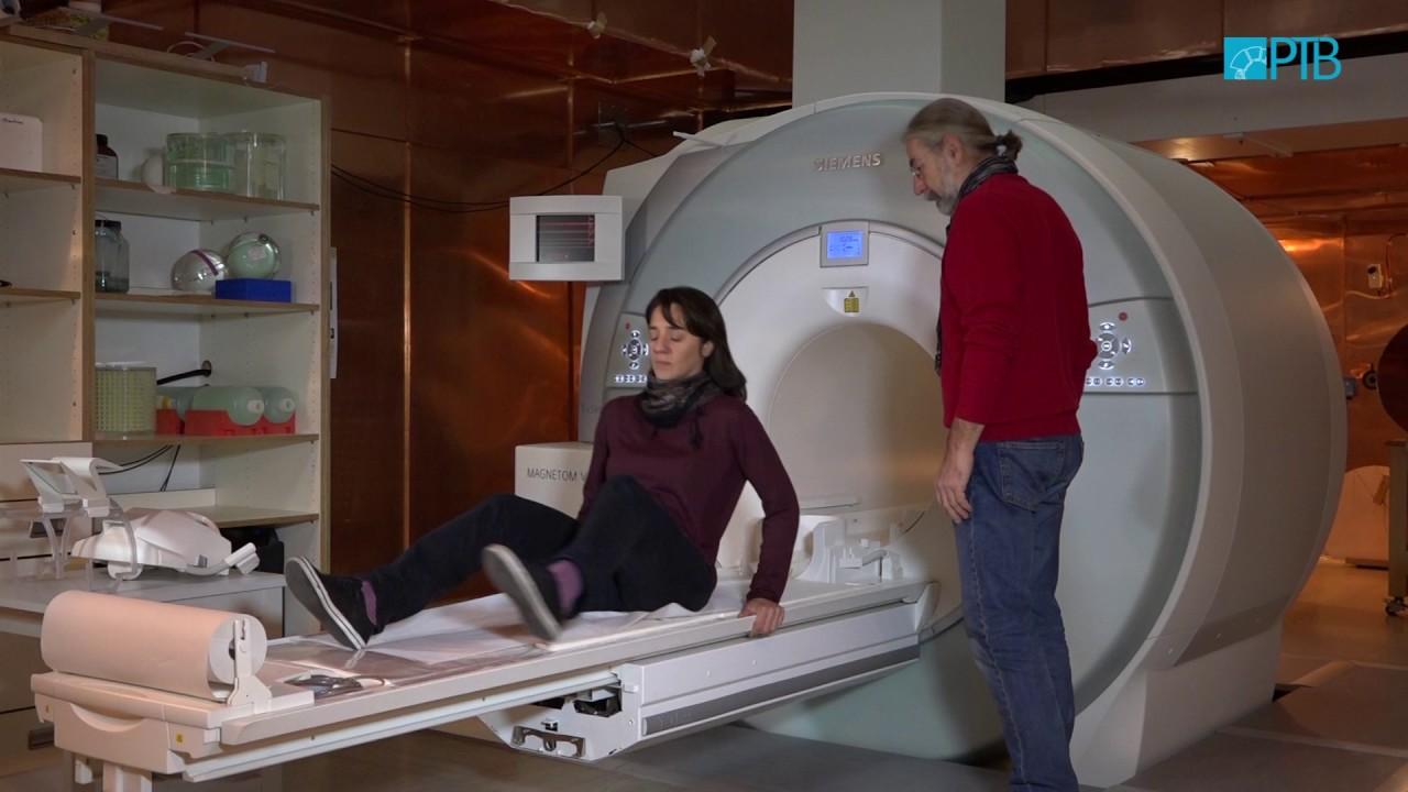 Magnetresonanzspektroskopie: Was ist drin im menschlichen Gehirn ...