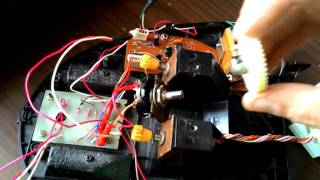 ETS 2. Произвожу замену переменного резистора на руле