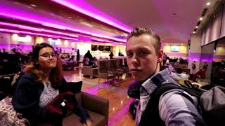 Traveling business class from Amsterdam to Jakarta with Saudia Arabia Airlines