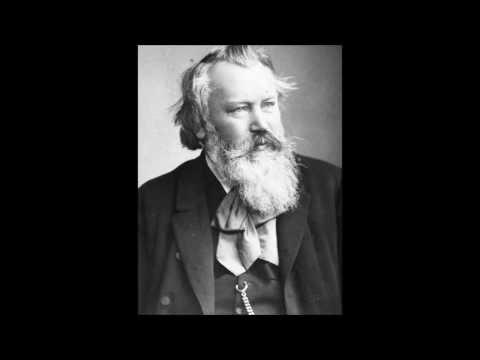 Wilhelm Backhaus- Brahms Piano Concerto No. 2