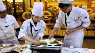 한호전 호텔조리과 : 2015 한호전 블랙박스 요리대회…