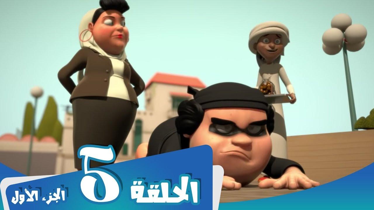 S1 E5 Part 1 مسلسل منصور | ظرف طارئ