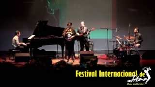 Deborah Carter, Better than anything. 8º Festival Internacional de Jazz de Barquisimeto 2013