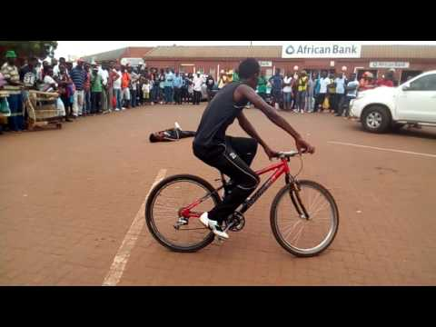 University of venda bicycle magic