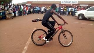 University of venda bicycle magic