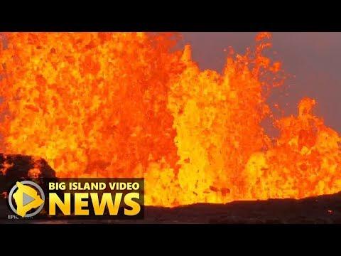 USGS Scientist Gives Hawaii Eruption Presentation (May 22, 2018)