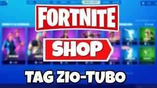 SHOP FORTNITE today August 29 thnitle skin NITEBEAM, BENGALA, TRINA and new emote TRENINO LAMA