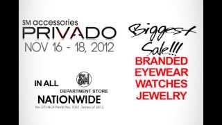 Privado Luxury Sale 2012 Thumbnail